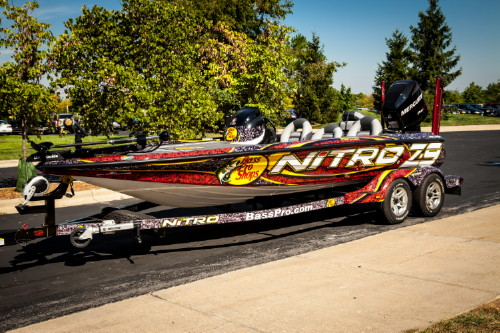 Bass pro shops news releases facebook photos featured on for Bass pro shop fishing kayaks
