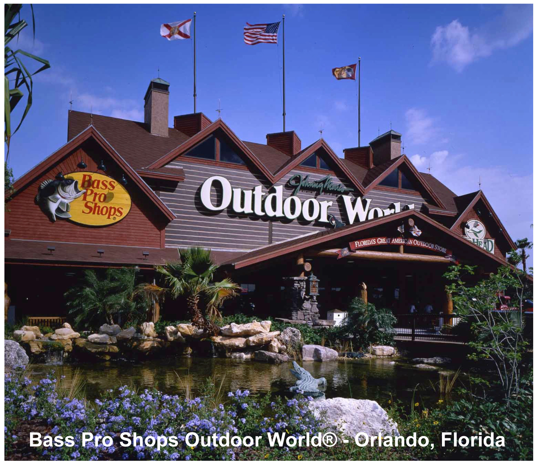Brandon fl tampa sporting goods outdoor stores bass for The fish shop