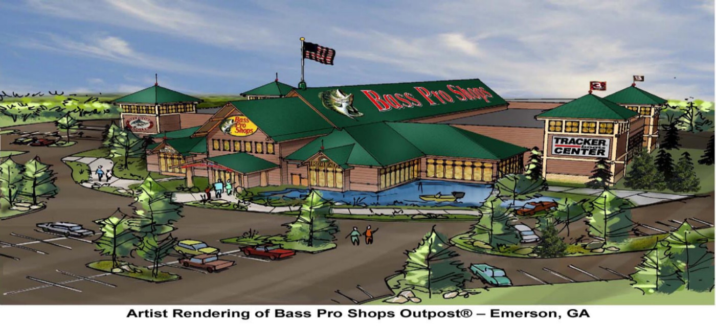 Finding BonggaMom: Travel Tuesday: Bass Pro Shop