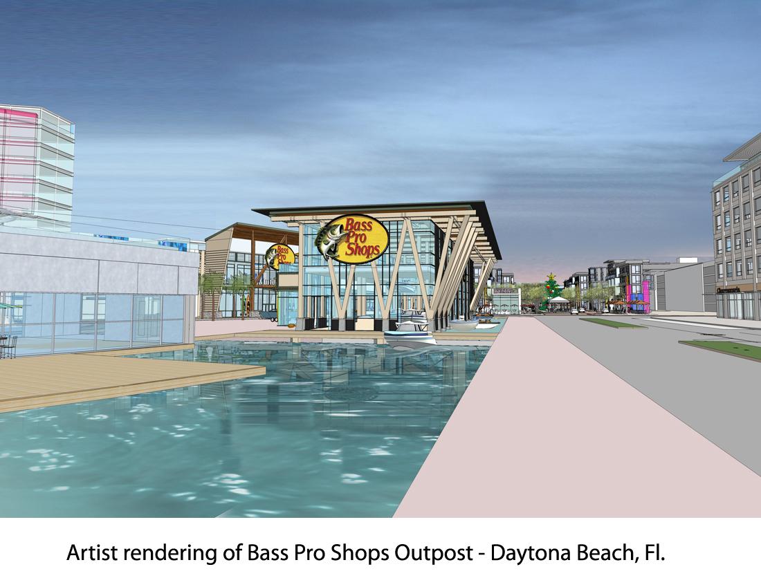 Daytona Beach, FL Sporting Goods u0026 Outdoor Stores : Bass Pro Shops