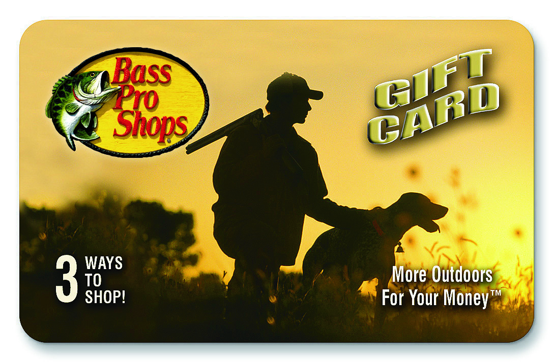 Bass Pro Shops Gift Ideas