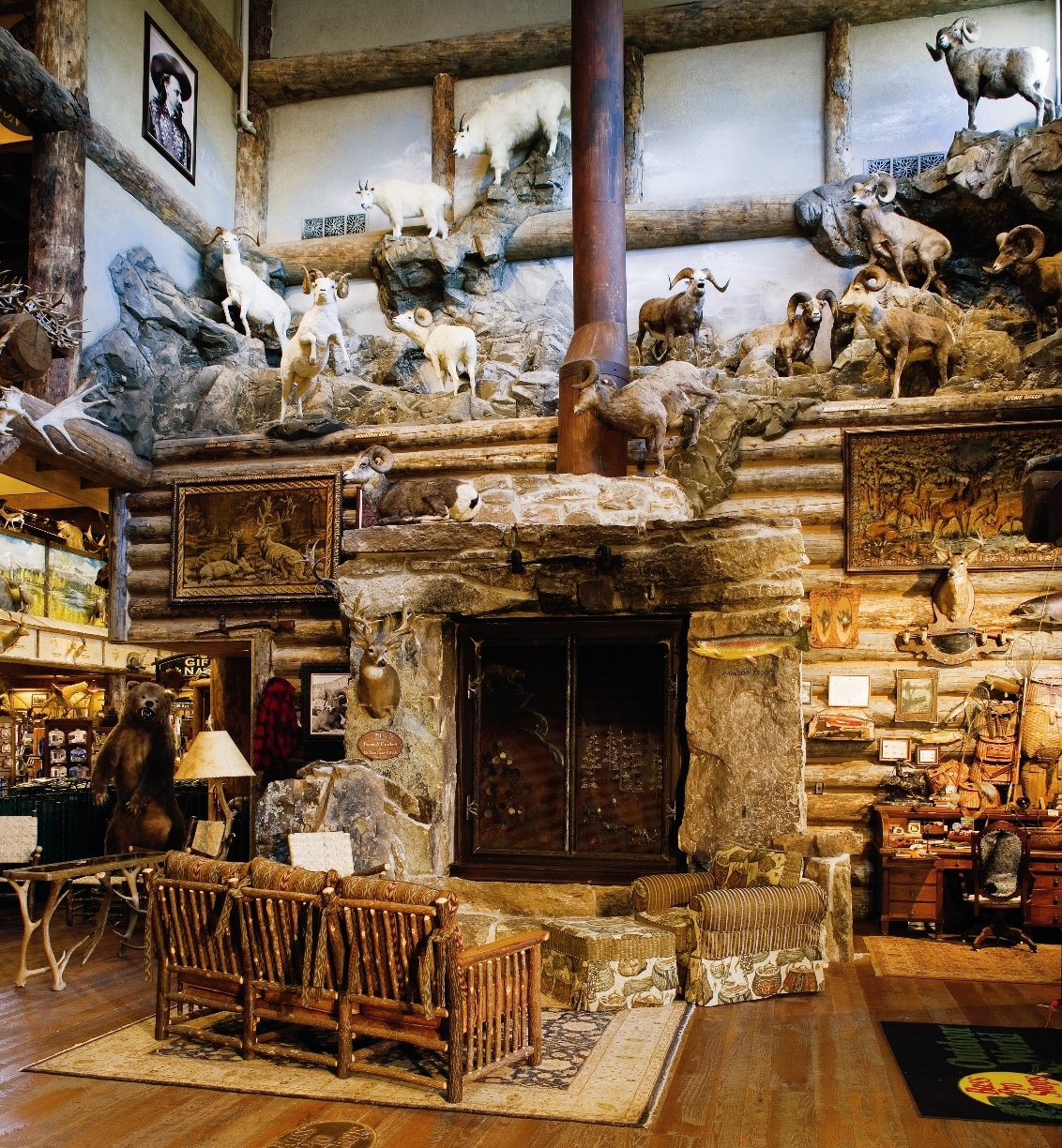 learn about bass pro shops dedication to conservation