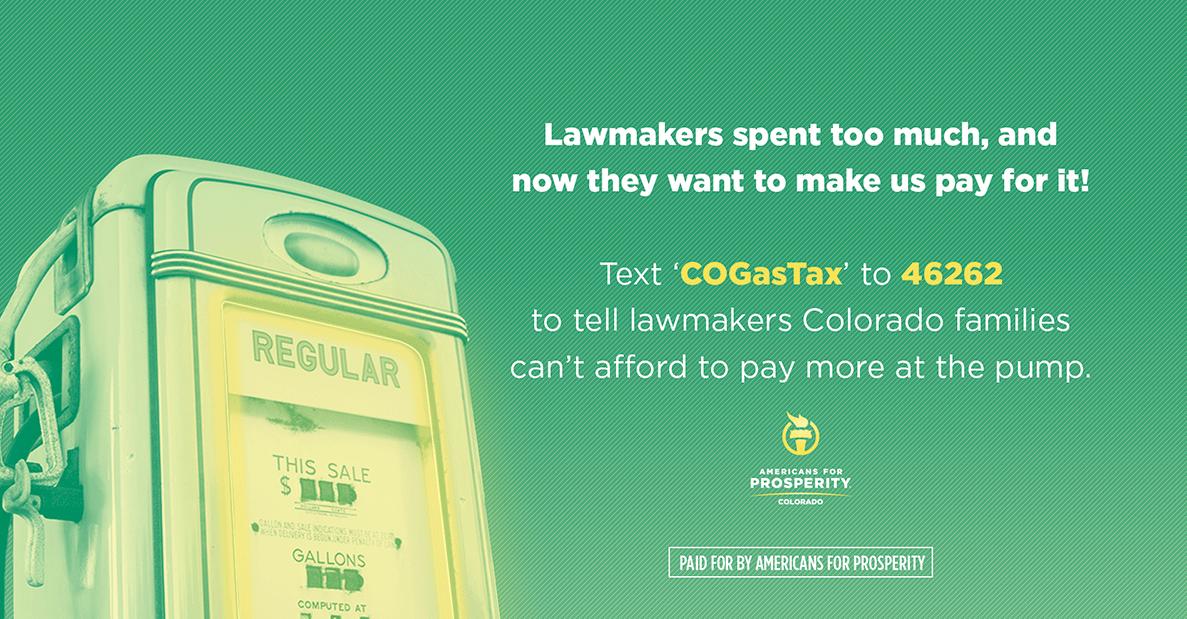 Colorado Gas Tax