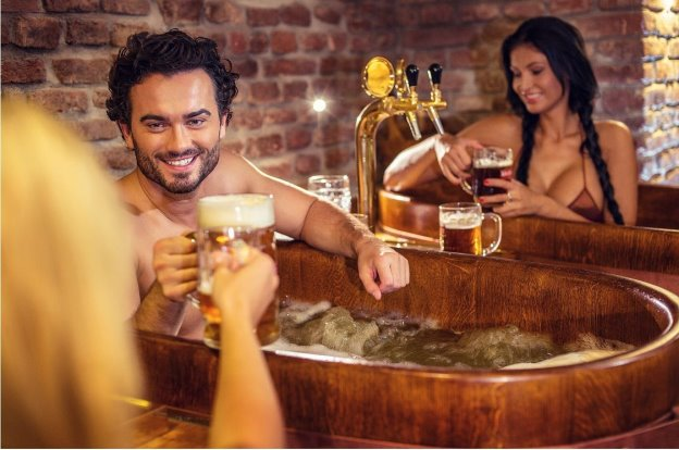 Beer Spa y Czech