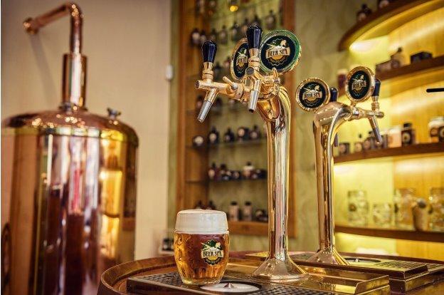 Beer Spa y Czech