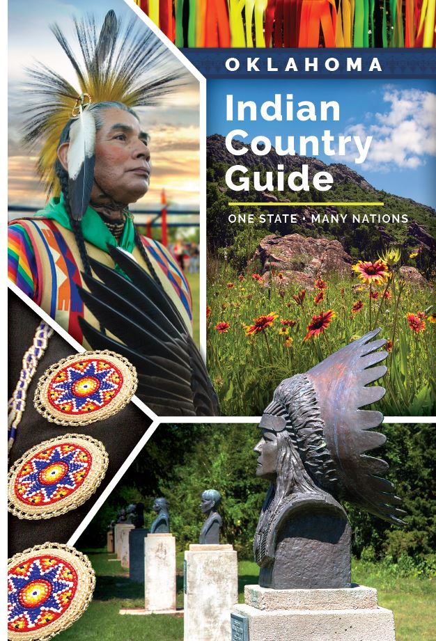 Oklahoma Indian Country Guide cover