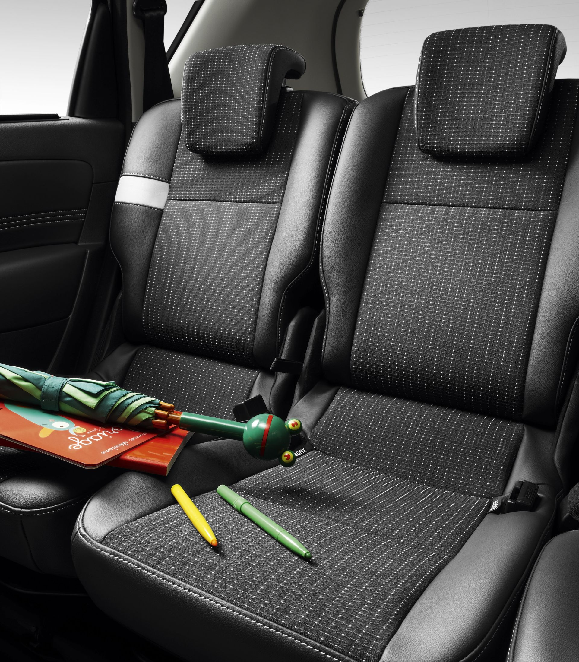 Renault Introduces Higher Performing Auto Upholstery Shielded By