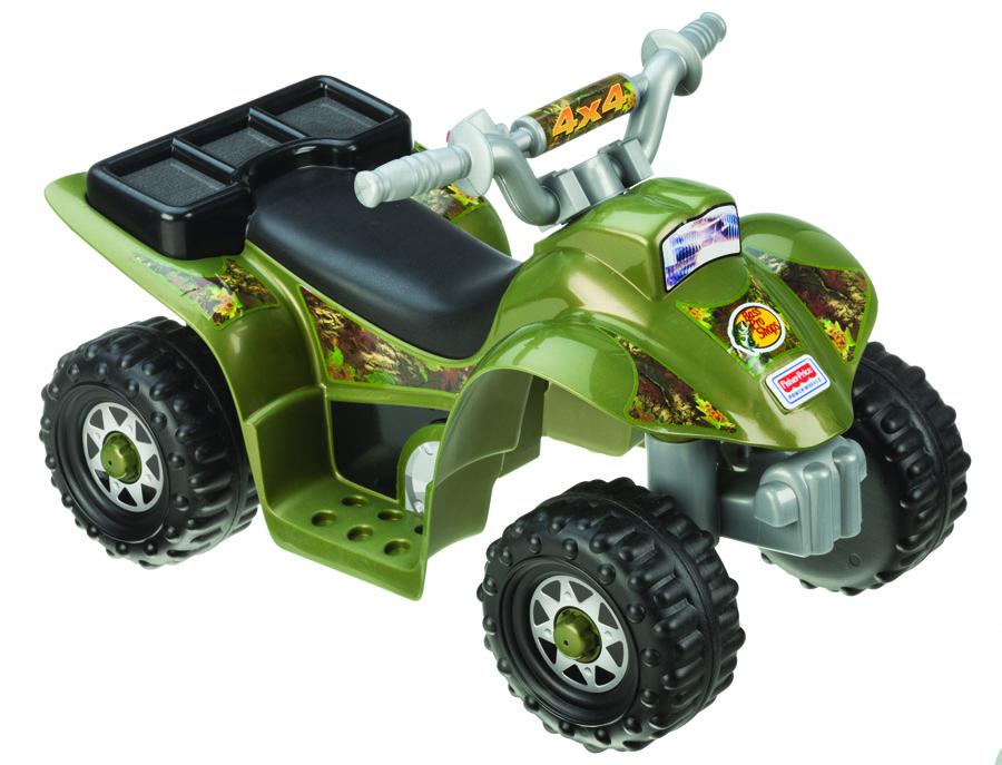 Power Wheels Lil Quad Camo Power Wheels Lil Quad Camo
