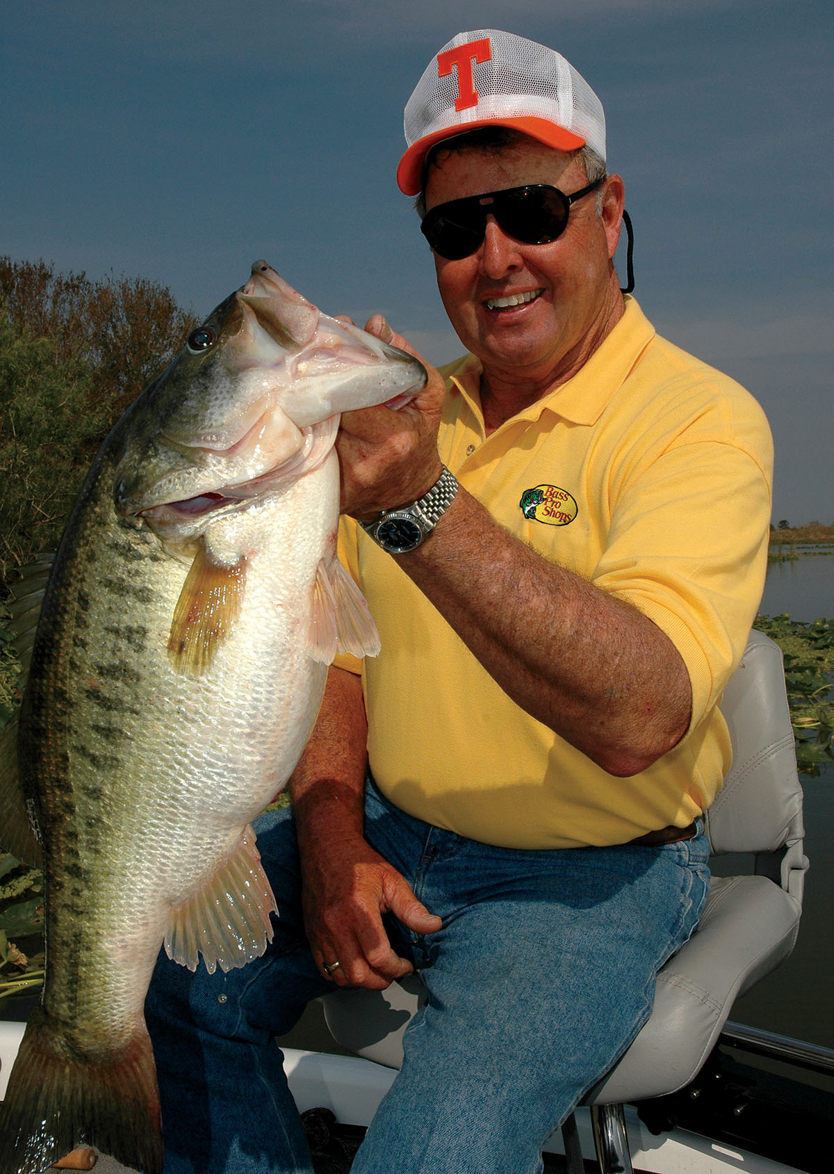 bass pro shops news releases bill dance outdoors teams