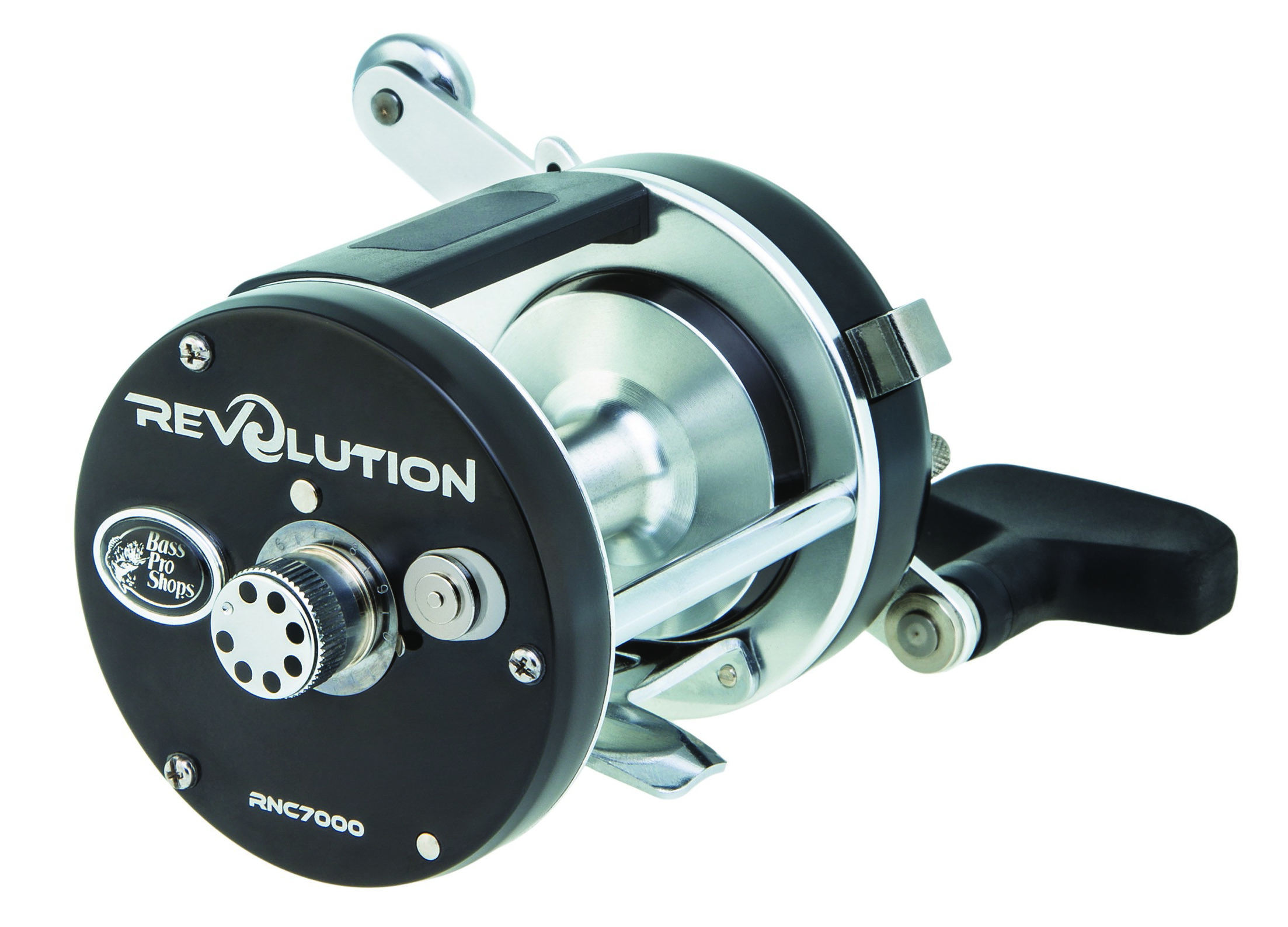 Bass pro shops news releases revolution 7000 casting for Bass pro shop fishing reels