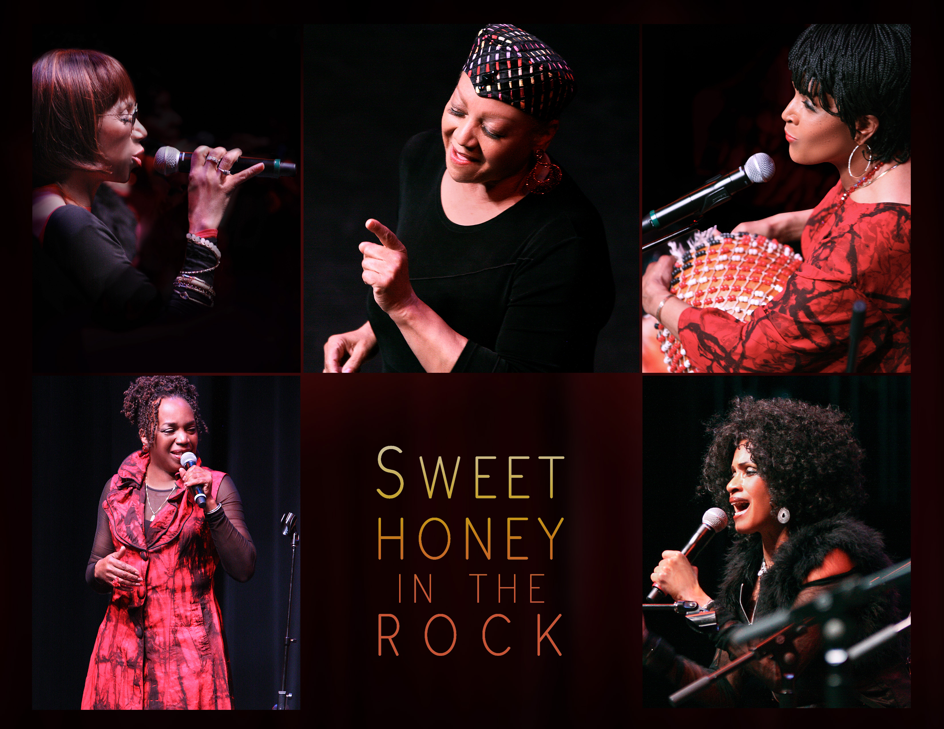 Sweet Honey in the Rock at Kean Stage