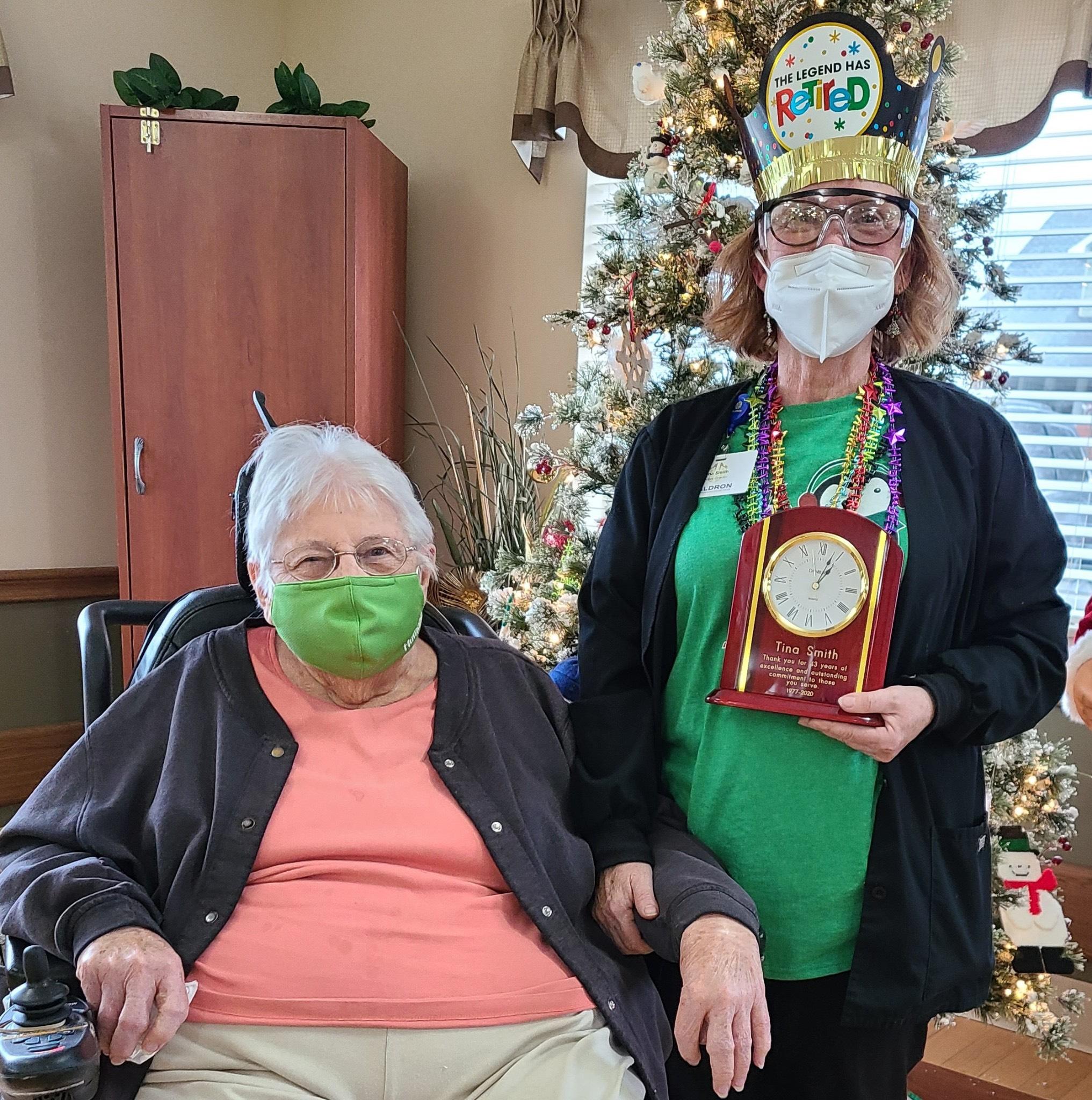 Waldron-Tina Smith & Resident-Retirement.jpeg