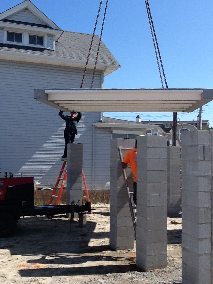 Thanks to smart construction decisions back in 2013, the DiSandro family home in Wildwood, N.J. is ready for Mother Nature to blow in with another hurricane season.