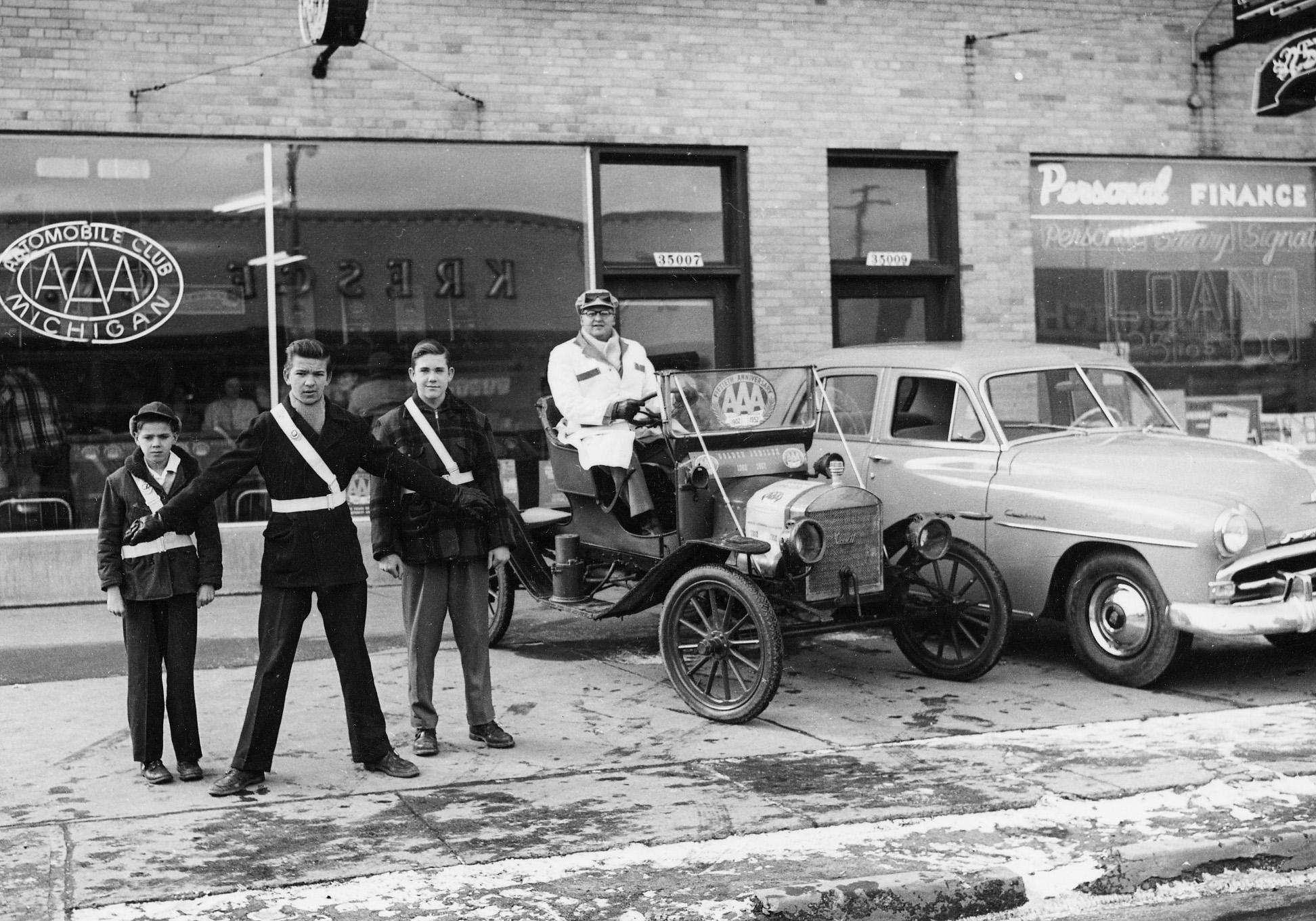 Safety Patrol 1952.JPG