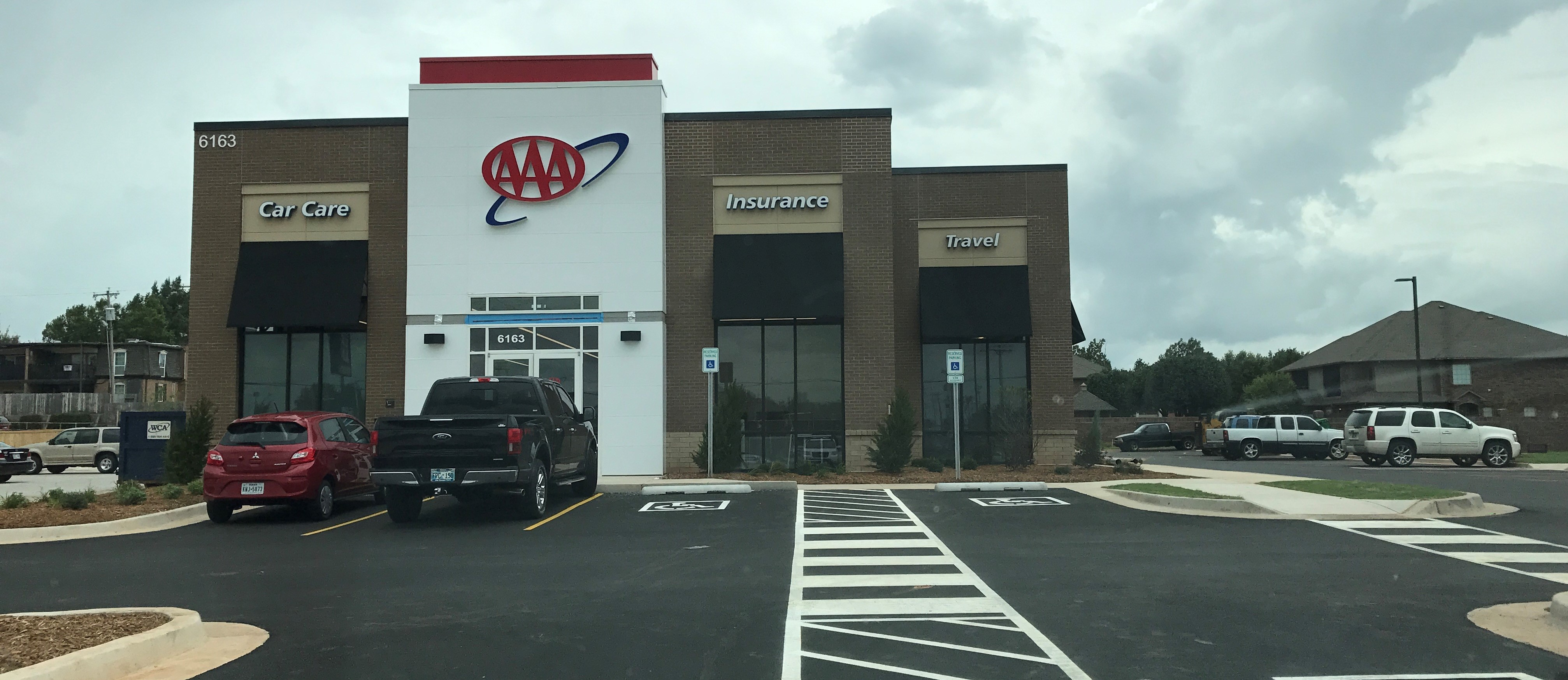 Customers Visiting The 10 800 Square Foot Will Be Able To Access Car Repair And Service Alongside Traditional Aaa Membership Travel Insurance